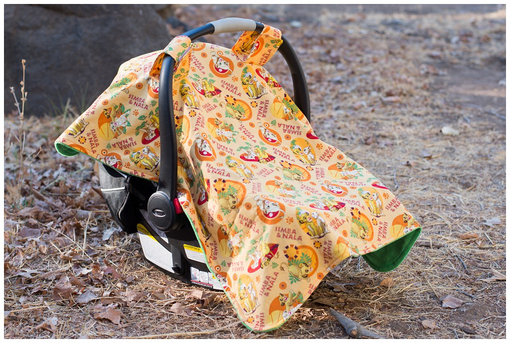 Lion King Car Seat Canopy