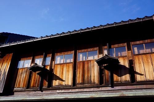 東山ひがし茶屋街/ Higashi Chaya District (Higashi Chayagai)