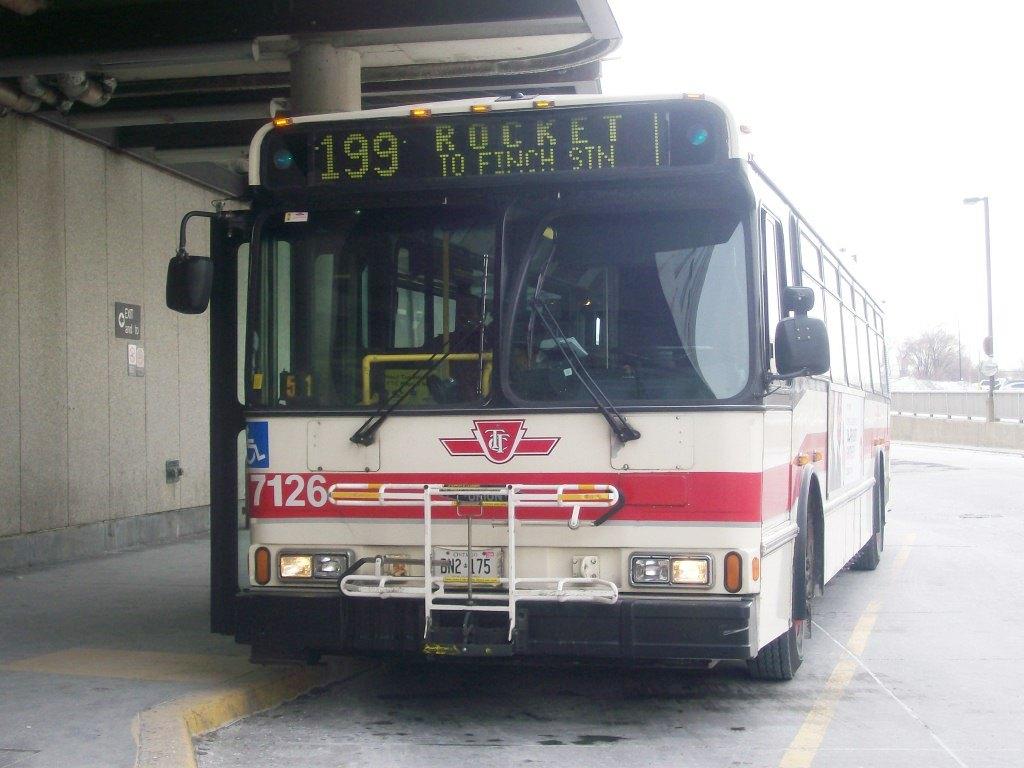 TTC 1996 Orion V #7126