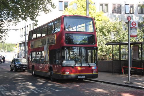 London General PVL402 LX54GZO