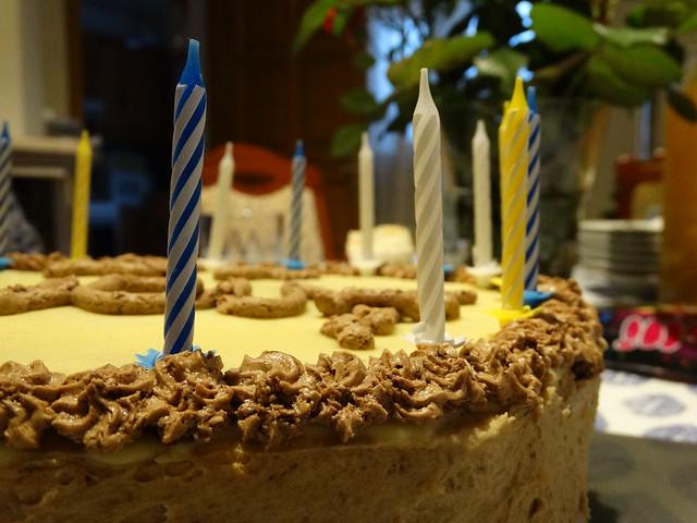 Gesztenyés torta 1