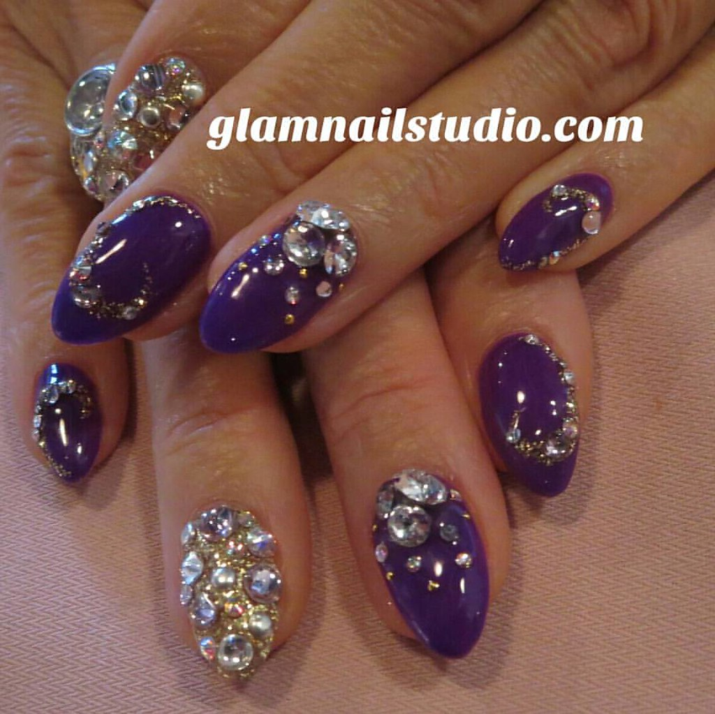GLAM NAIL STUDIO - Award Winning Japanese Nail Art Nail Salon in ...