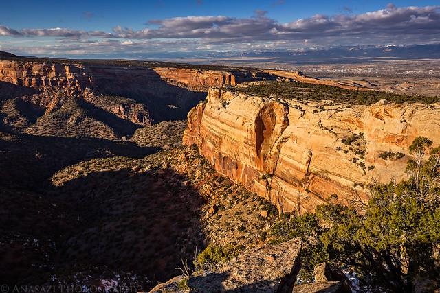 No Thoroughfare Canyon Rim