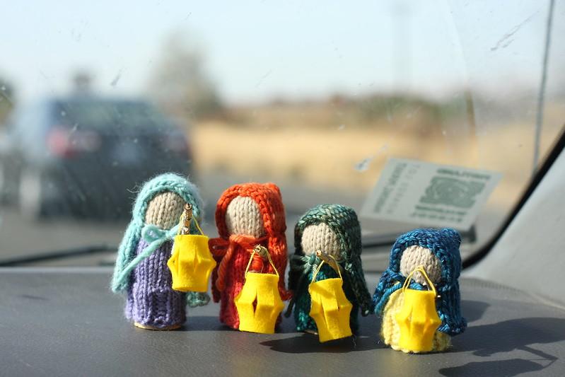 road trip crafting