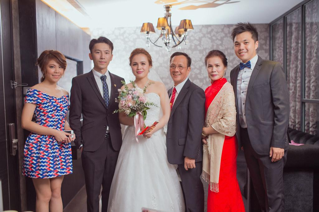 20151004京華城雅悅會館婚禮記錄 (204)