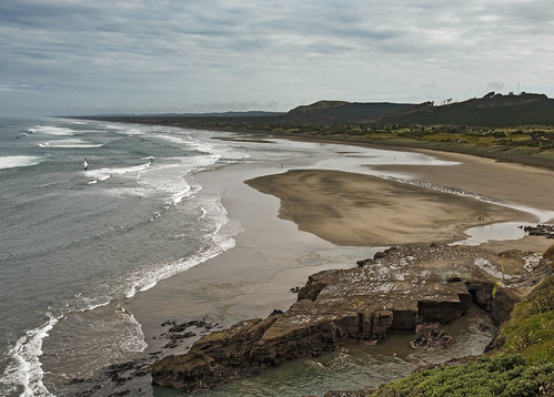 ocean sea newzealand outcrop black west beach rock landscape coast sand tide shoreline rocky formation auckland nz tasman waterscape muriwai lisaridings fantommst