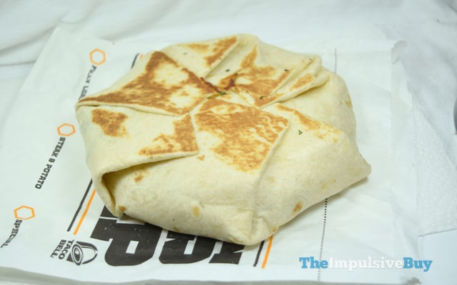 Taco Bell Boss Wraps 2
