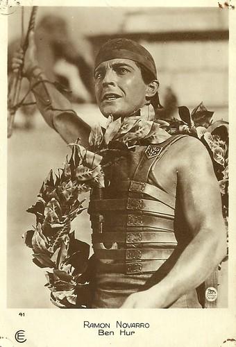 Ramon Novarro in Ben-Hur