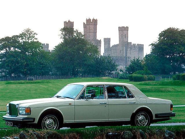 Bentley Mulsanne I. 1980 – 1987 годы