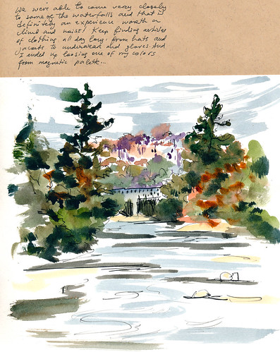 Sketchbook #93: Trip to Maryland