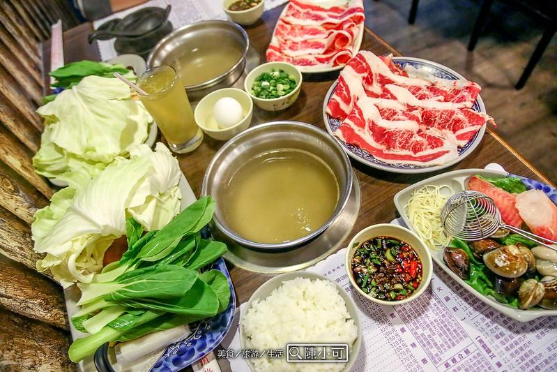 松葉日式涮涮鍋