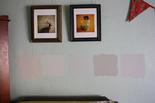 Boys Room, Before Painting