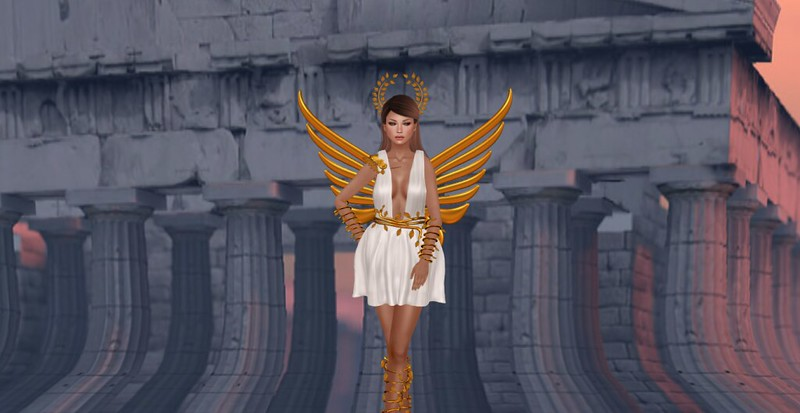 Goddess of Olympus