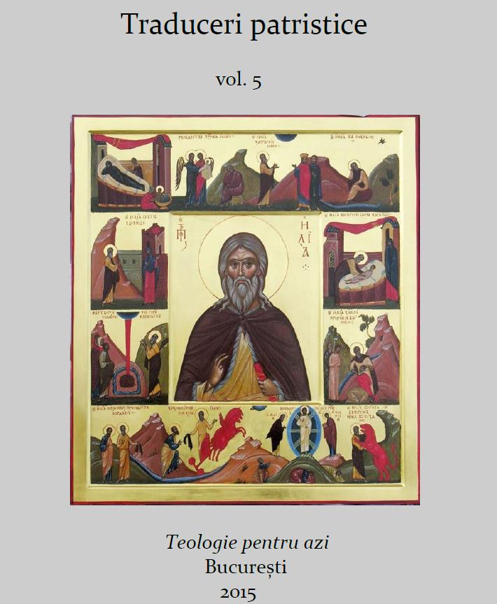 128. Traduceri patristice vol. 5