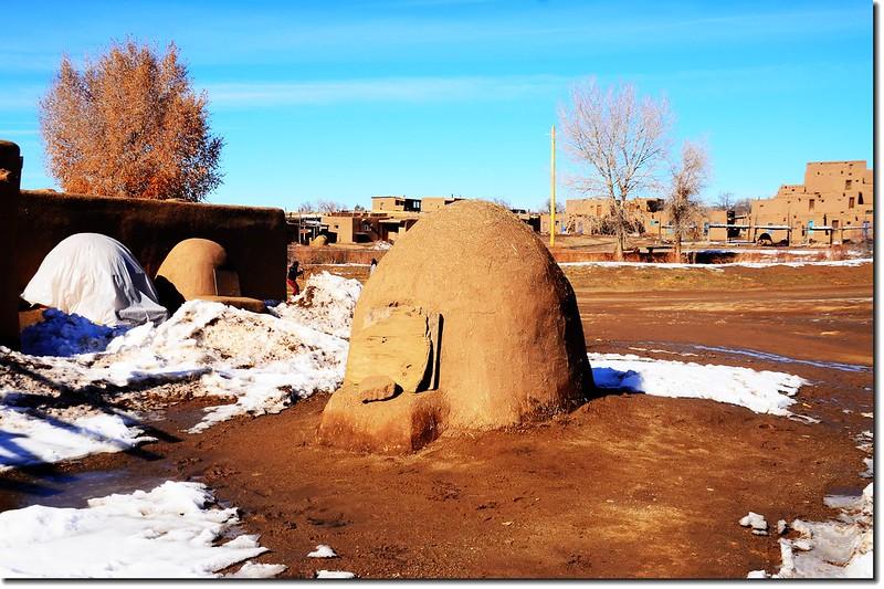 """""""Hornos"""", Taos Pueblo"""