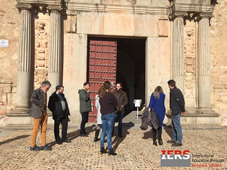 IERS project - Salamanca meeting