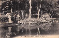 33. Parc Saint-Maur. - Square des Lacs (c.1915)