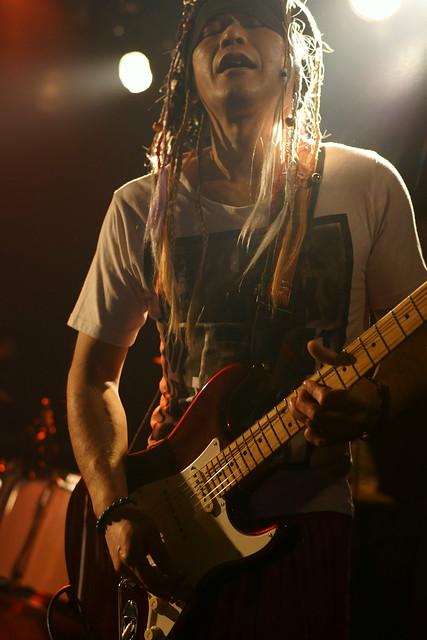 SPUTNIK KOMBINAT live at Adm, Tokyo, 18 Dec 2015. 033