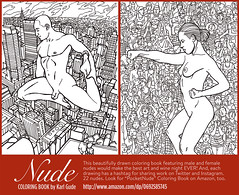 my nude coloring book is finished - Nude Coloring Book
