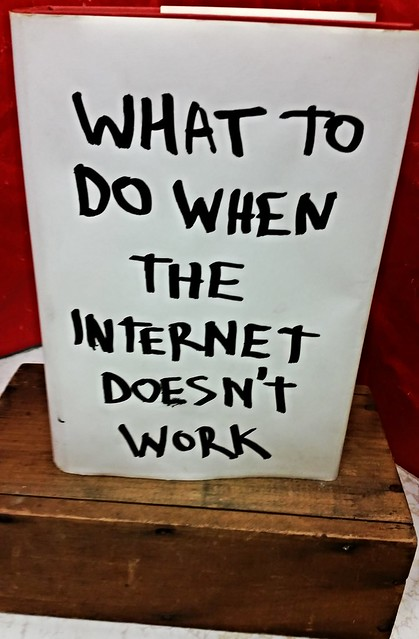 Break Open In Case Of No Internet - 20151220_150314