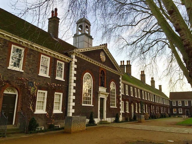Christmas Past at the Geffrye Museum