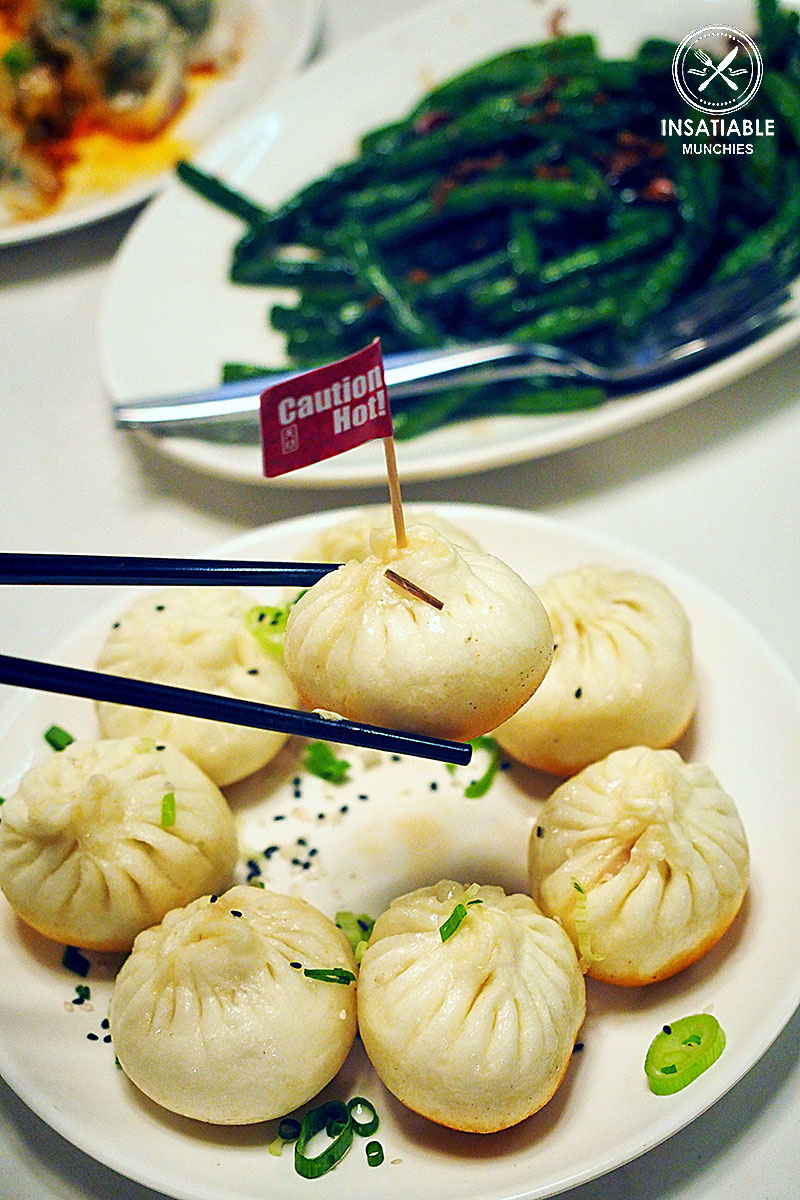 Pan Fried Pork Bun, Taste of Shanghai, World Square. Sydney Food Blog Review
