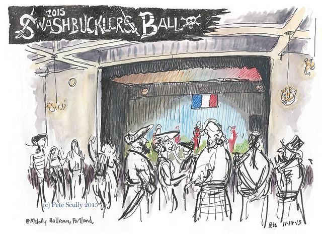 Swashbucklers 2015