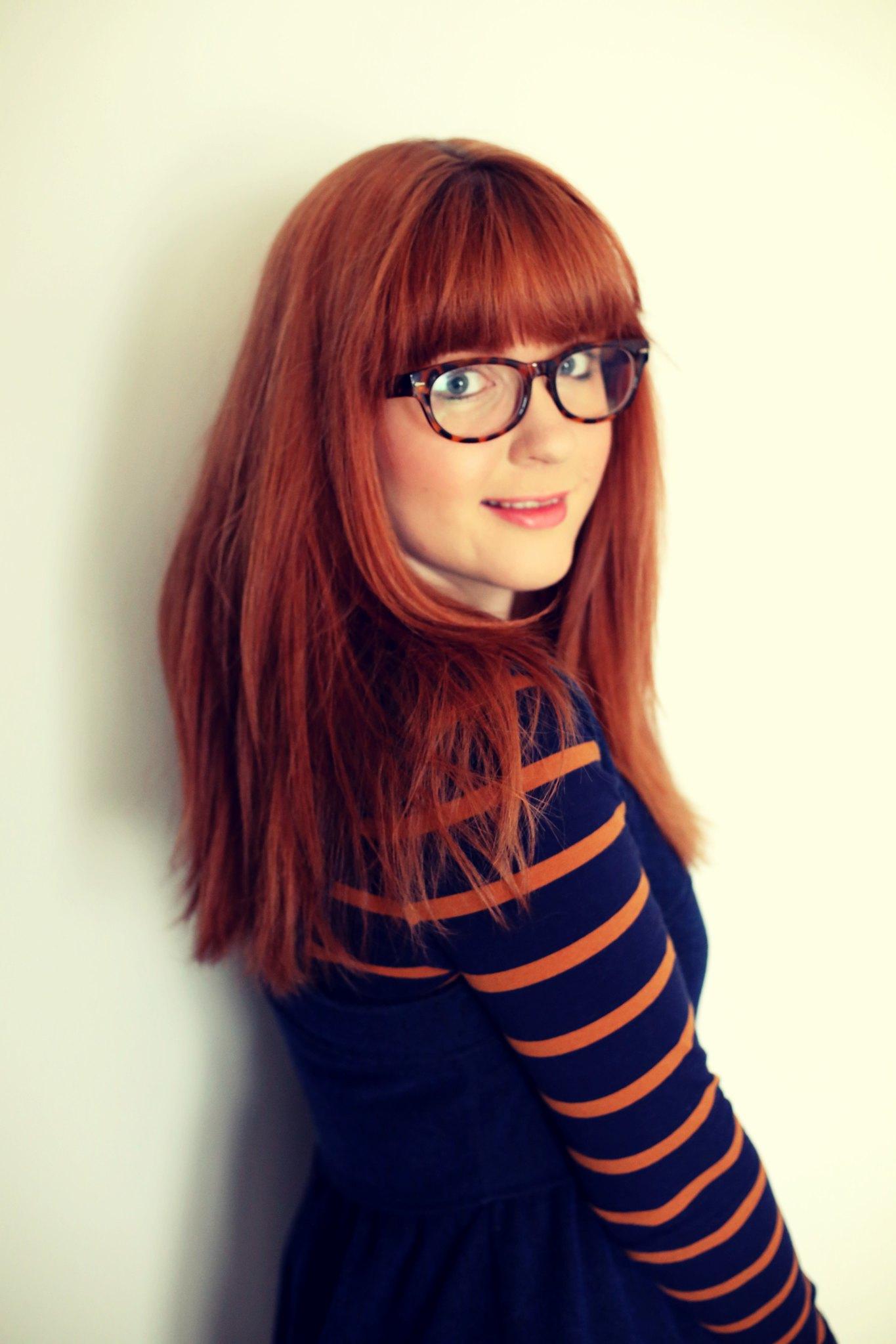 redhead hair care