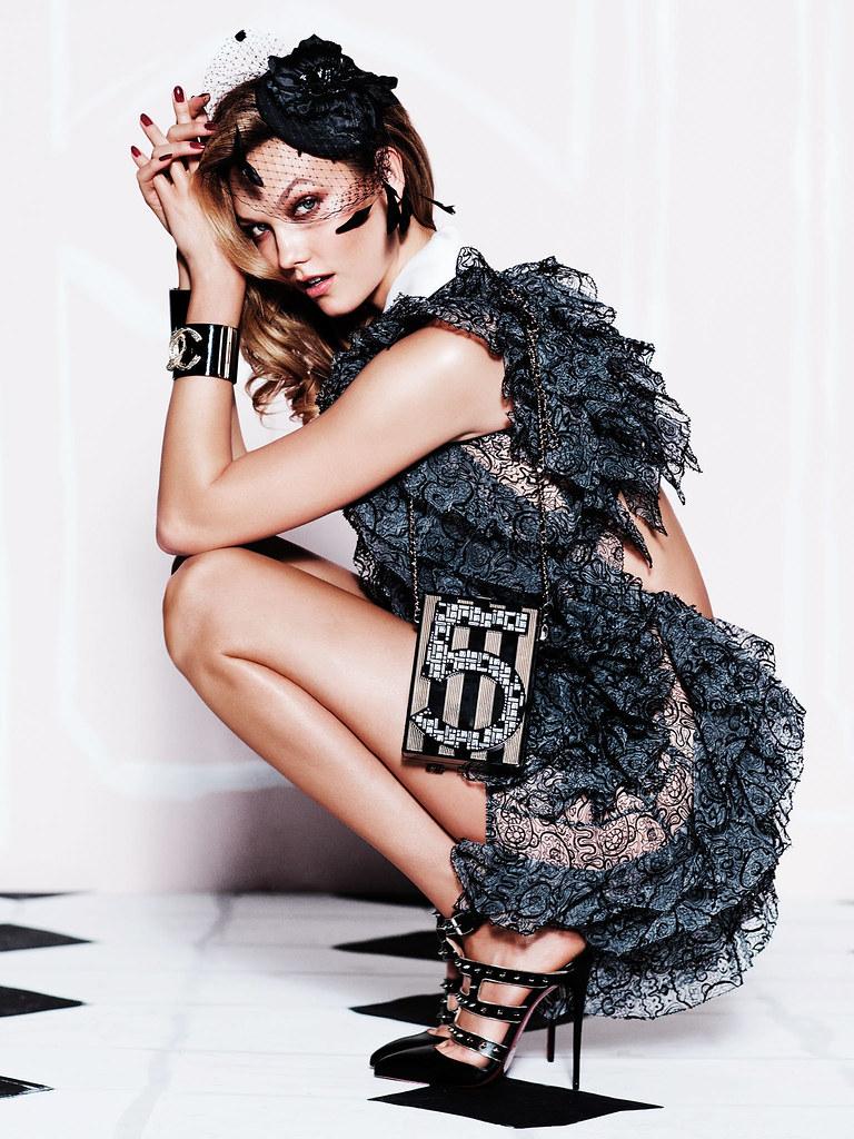 Карли Клосс — Фотосессия для «Vogue» MX 2015 – 9