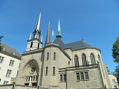 LuxembourgCityChurch