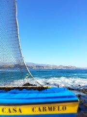 las canteras beach.  Gran Canaria