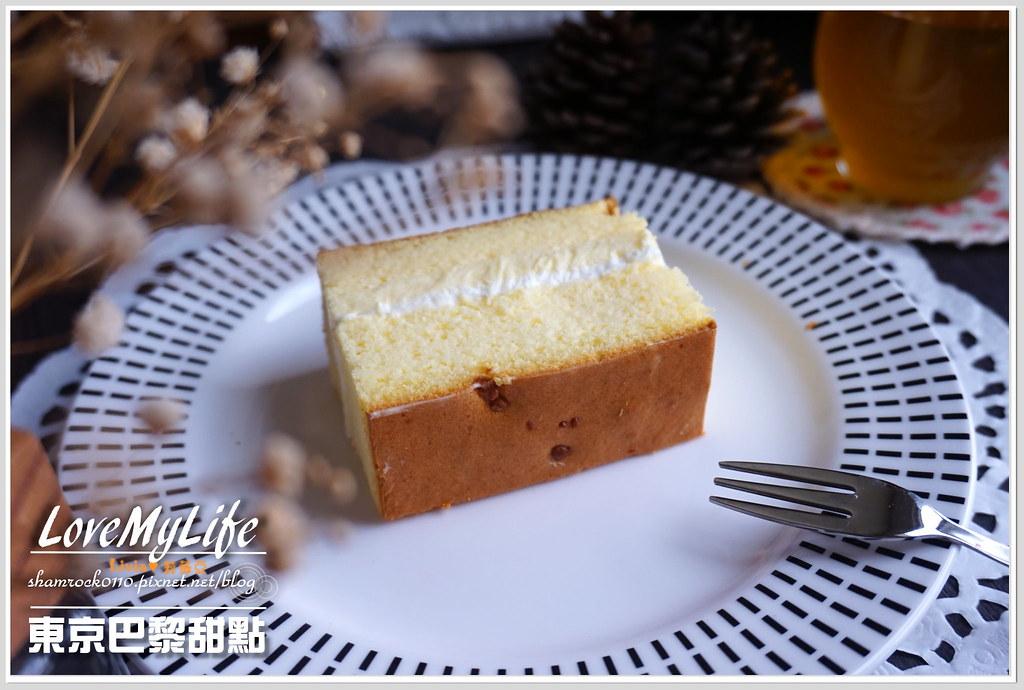 東京巴黎甜點巴黎燒燉布蕾  - 11