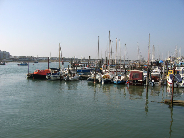 Shoreham harbour