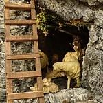 Presepe Napolatano in Certosa Di Franco Scazzari