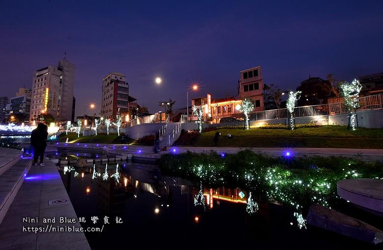 台中景點.柳川藍帶河岸.中華夜市.第二市場30