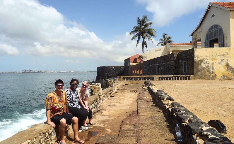 Benjamin, Mariah; Senegal - Goree Island (2)