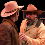 Bus Stop - Arvada Center 2017 - Sean Scrutchins (Bo) and Michael Morgan (Virgil)