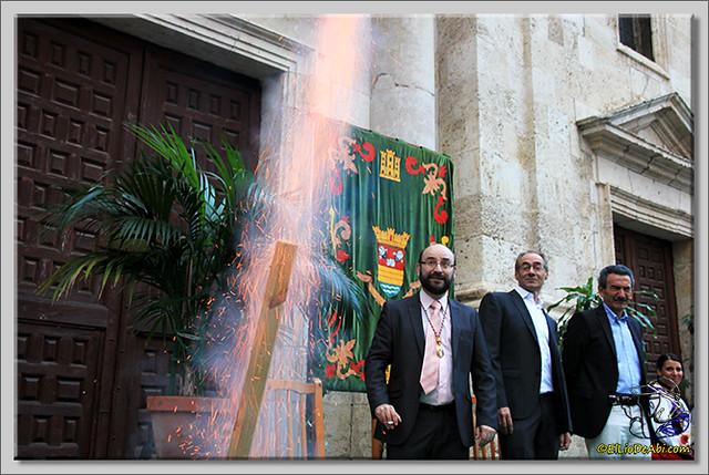 Briviesca en Fiestas 2.015 Proclamación de las Reinas y lectura del Pregón (29)