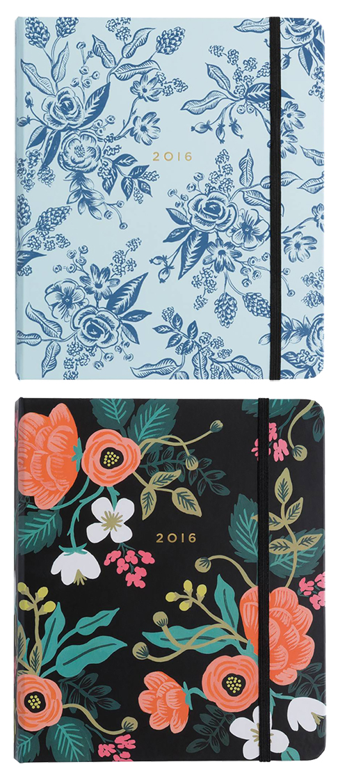 Rifle Paper Co planners
