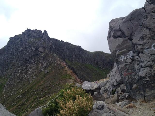 焼岳 本峰