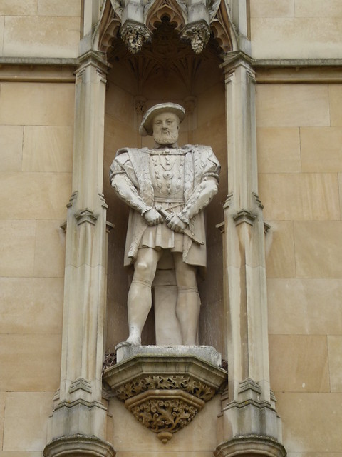 King Henry VIII - Cambridge