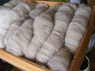 CVM, box of batts, 500gish