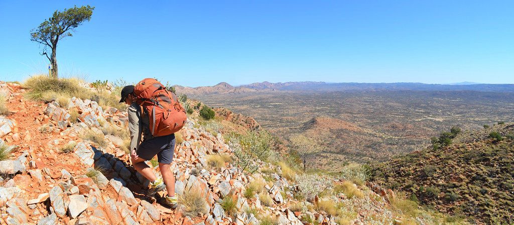Chewings Range - Larapinta Trail