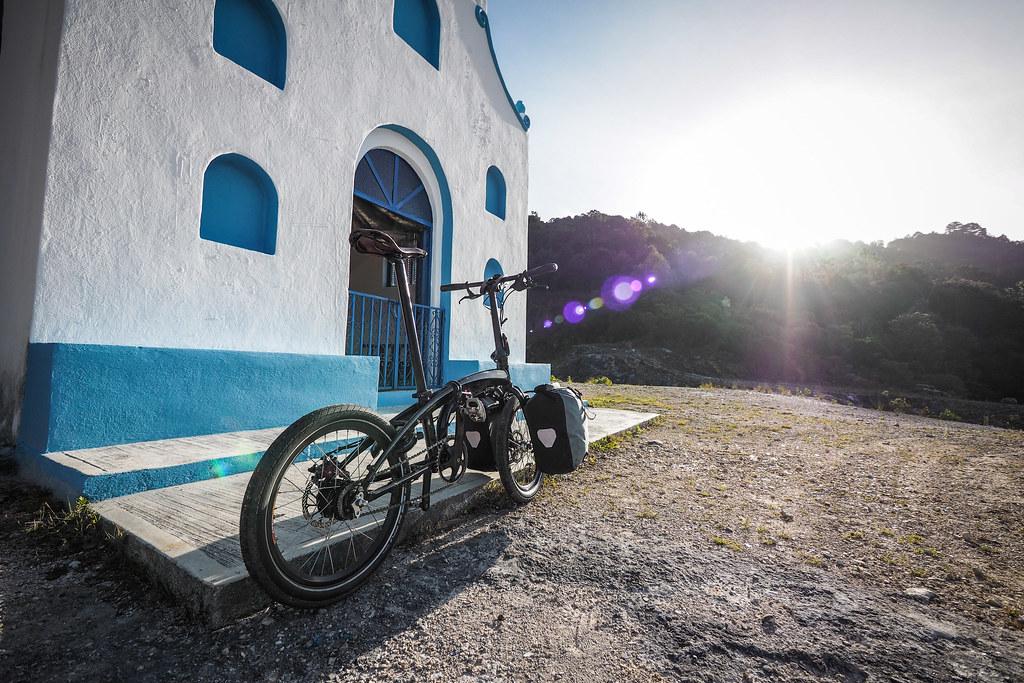 Tern Verge S27h in Mexico (San Cristobal de las Casas)