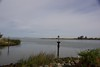 View of the Marina entrance and San Joaquin River