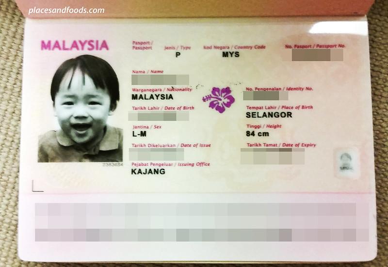malaysian passport 2015