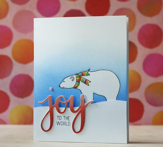 Hero Arts-Polar Bear