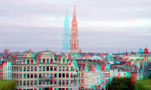 Bruxelles 3D