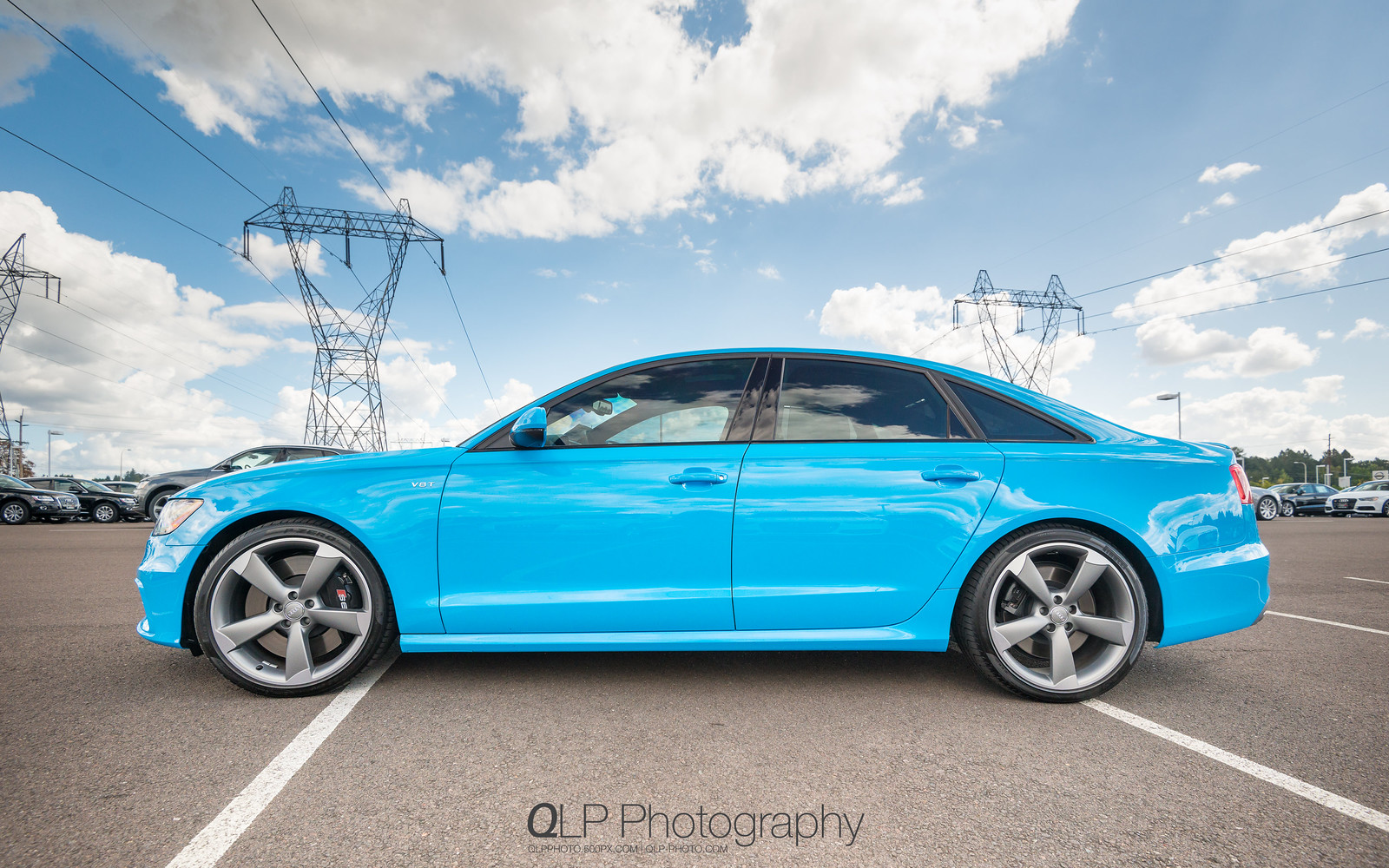 In Photos Exclusive Riviera Blue Audi S6 Audi For Life