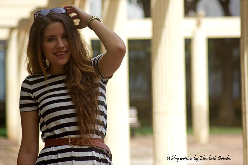 striped dress STRADIVARIUS HEELSANDROSES MARYPAZ (6)